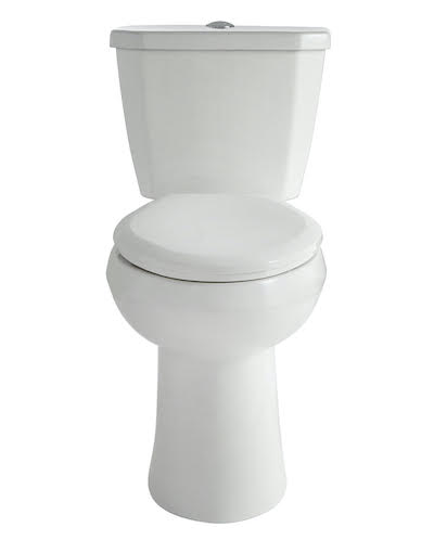 Gerber 0.8 gallon toilet