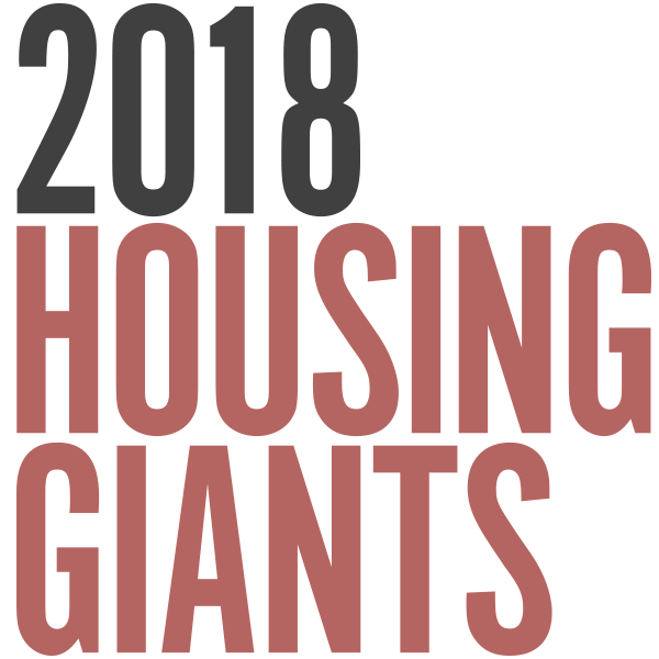 Pro Builder 2018 Housing Giants ranks home building companies by revenue