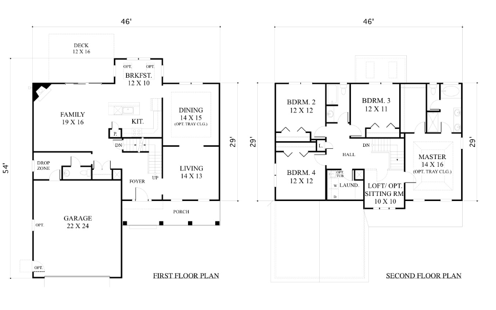 3. No Wasted Space | Professional Builder No Wasted Space House Plans on a-frame house plans, high pitched roof house plans, functional house plans, kitchen house plans, h style house plans, best small house plans, simple one floor house plans, prairie style house plans, efficient house plans, open house plans, 2 bedroom cottage house plans, bonus room house plans,