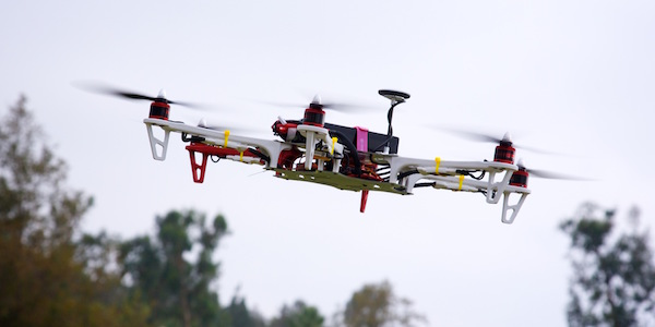 Growing number of large homebuilders adopting use of aerial drones