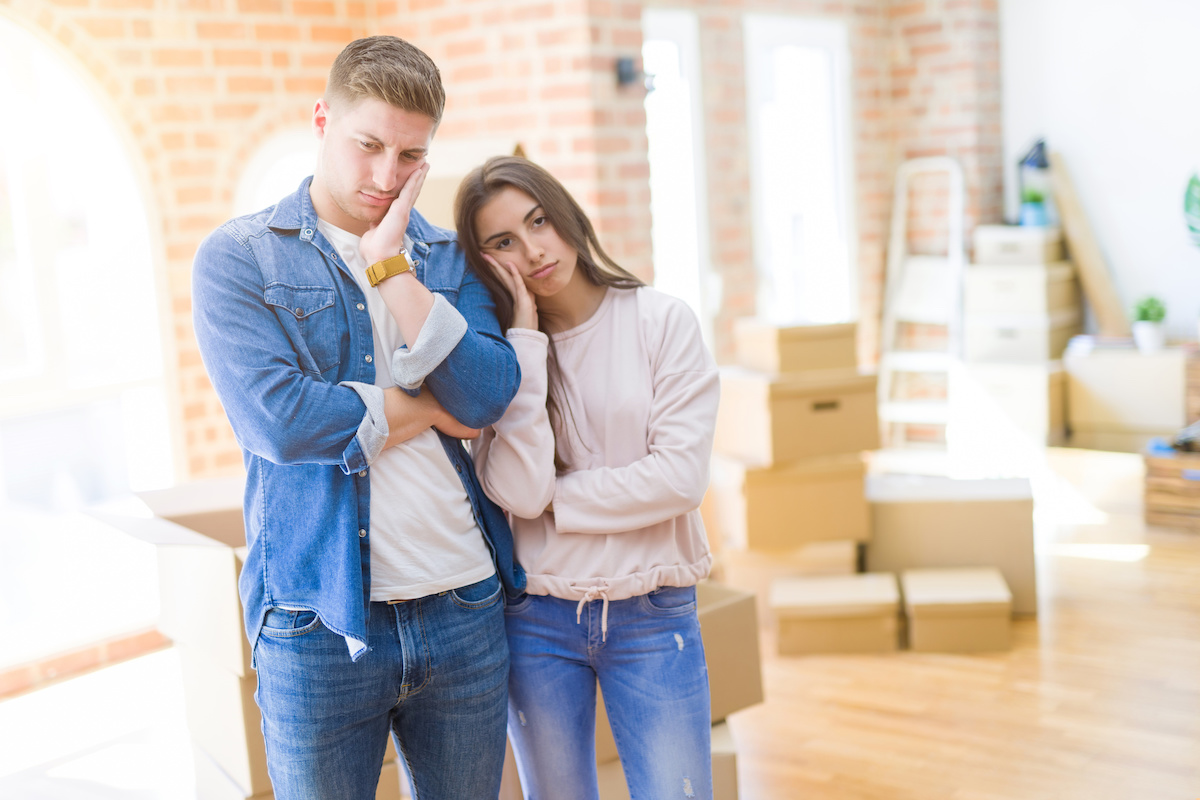 Upset homebuyers