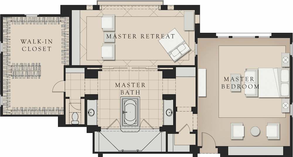 Design Review Master Baths Professional Builder