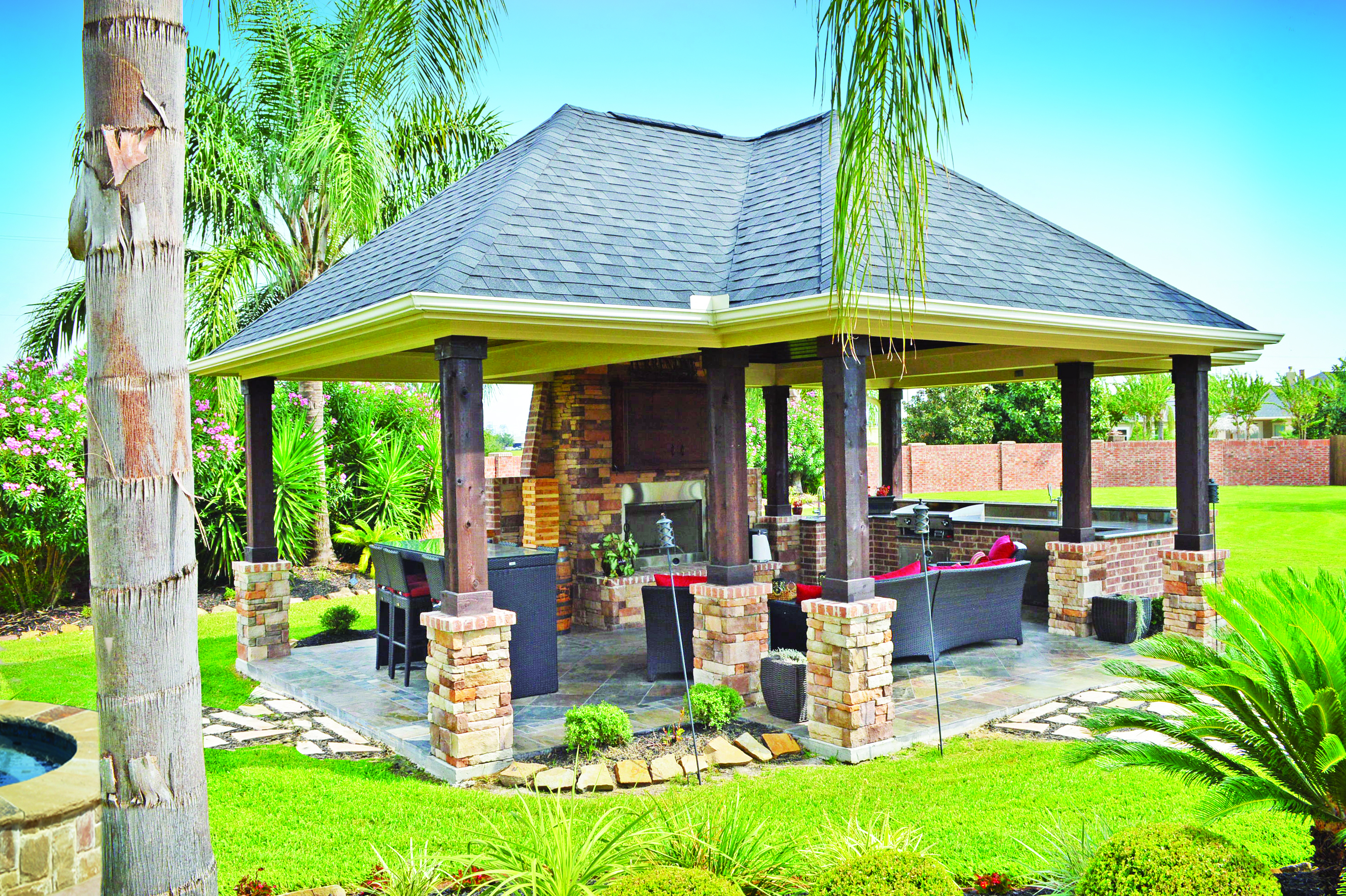 House Review Pool Houses Amp Cabanas Pro Builder