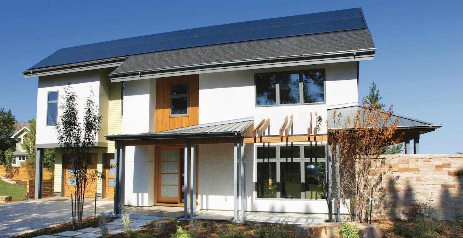 LEED Platinum home with high-performance features in Boulder, Colorado