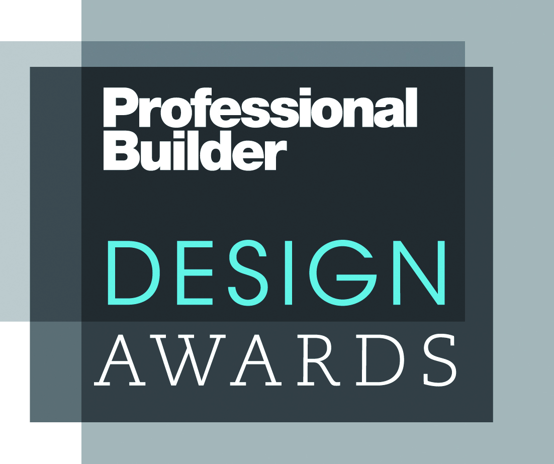 Professional Builder Design Awards logo