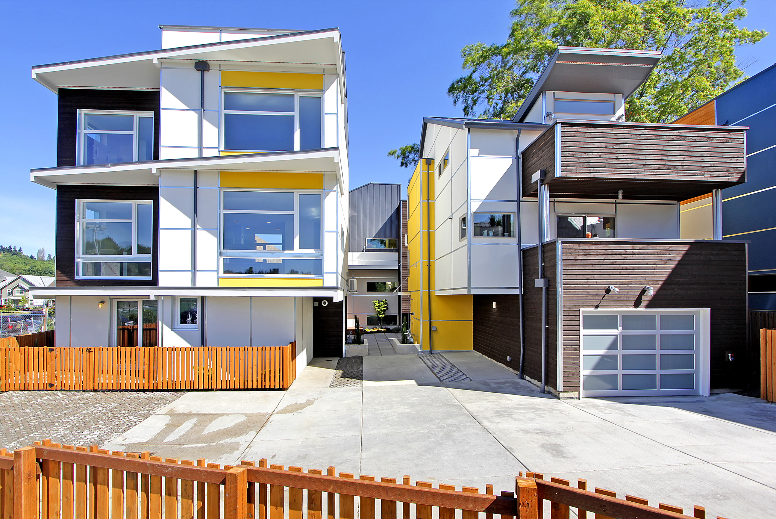 Passive House at Seattle's New Rainier Vista