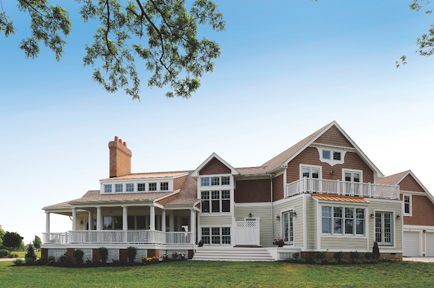 Regional styles with universal appeal pro builder for Modern new england homes