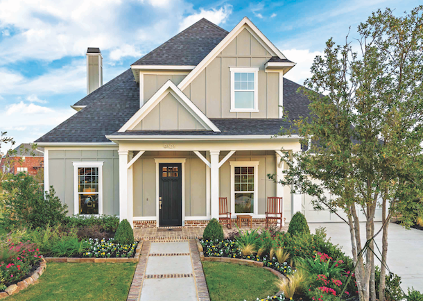 Home Design: This New Old House | Professional Builder