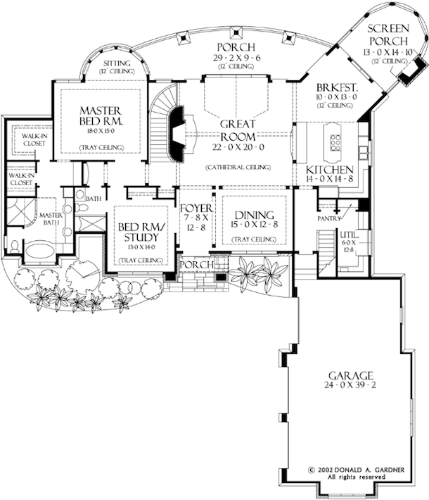 home design making the grade professional builder Floor Plans Hillside Home three of the home's five bedrooms and baths are on the walkout level, along with a large rec room hillside home floor plans