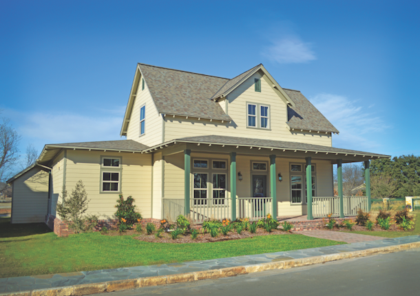 House review traditional neighborhood design for Traditional neighborhood design house plans