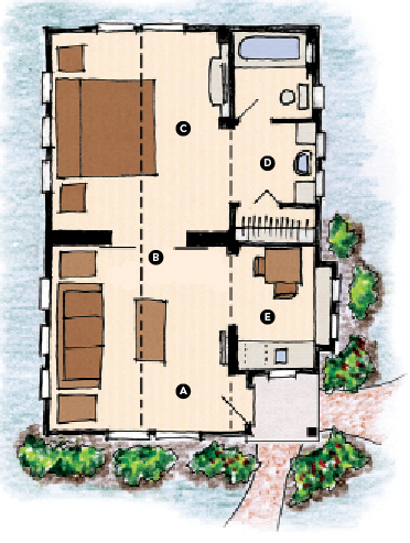 House Review: Casitas and In-Law Suites | Professional Builder on national house plans, nomad house plans, kodiak house plans, cottage house plans, sierra house plans, trillium house plans, citation house plans, mandalay house plans, rockwood house plans, carriage house plans, adobe house plans, colorado house plans, pool house plans, closed floor plan house plans, michael daily home plans, mckenzie house plans, mallard house plans, hallmark house plans, glendale house plans, cabana house plans,