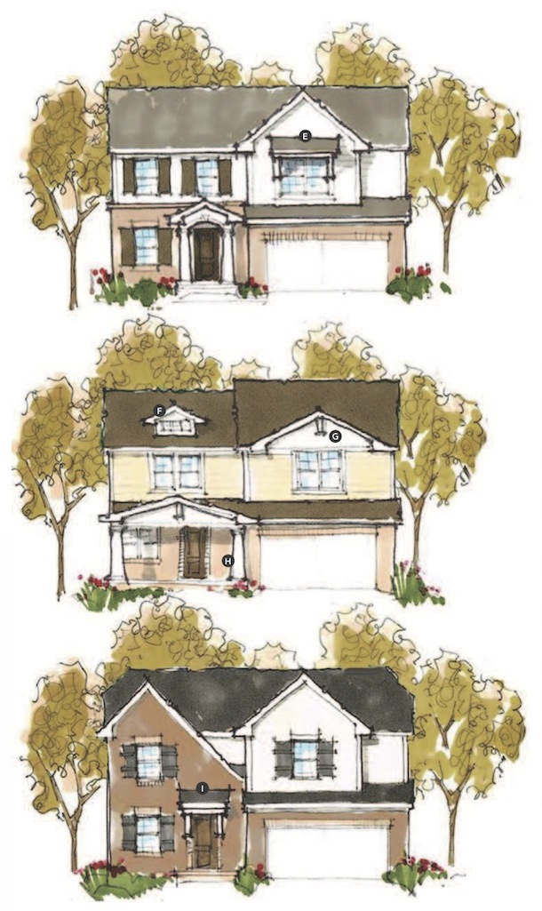 6 house designs that maximize curb appeal | Professional Builder