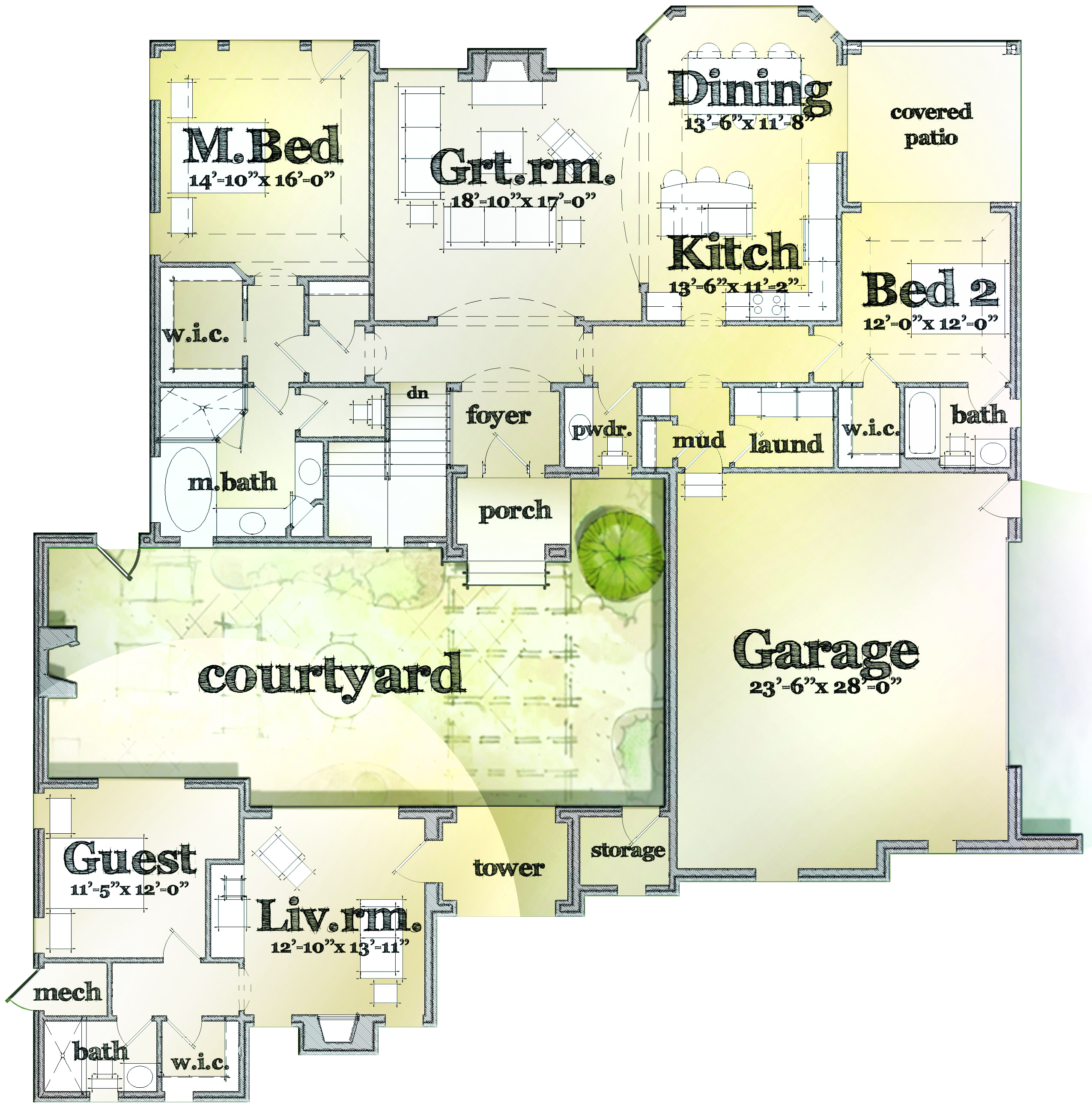House Review: Casitas and In-Law Suites | Professional Builder on house exterior, house plans with detached in law suite, house floor plans, house with center courtyard, house plans ranch style home, house in valencia ca, house plans with courtyard in middle, house with basement garage, house plans under 600 feet, house with detached garage breezeway, house plans for disabled, house plans with apartment suites, house plans for a family of 5, house above garage, house plans with 2 master suites, house plans with kitchen in back of house, house plans with mother daughter suites, house in law suite addition plans, homes with in-law suites,