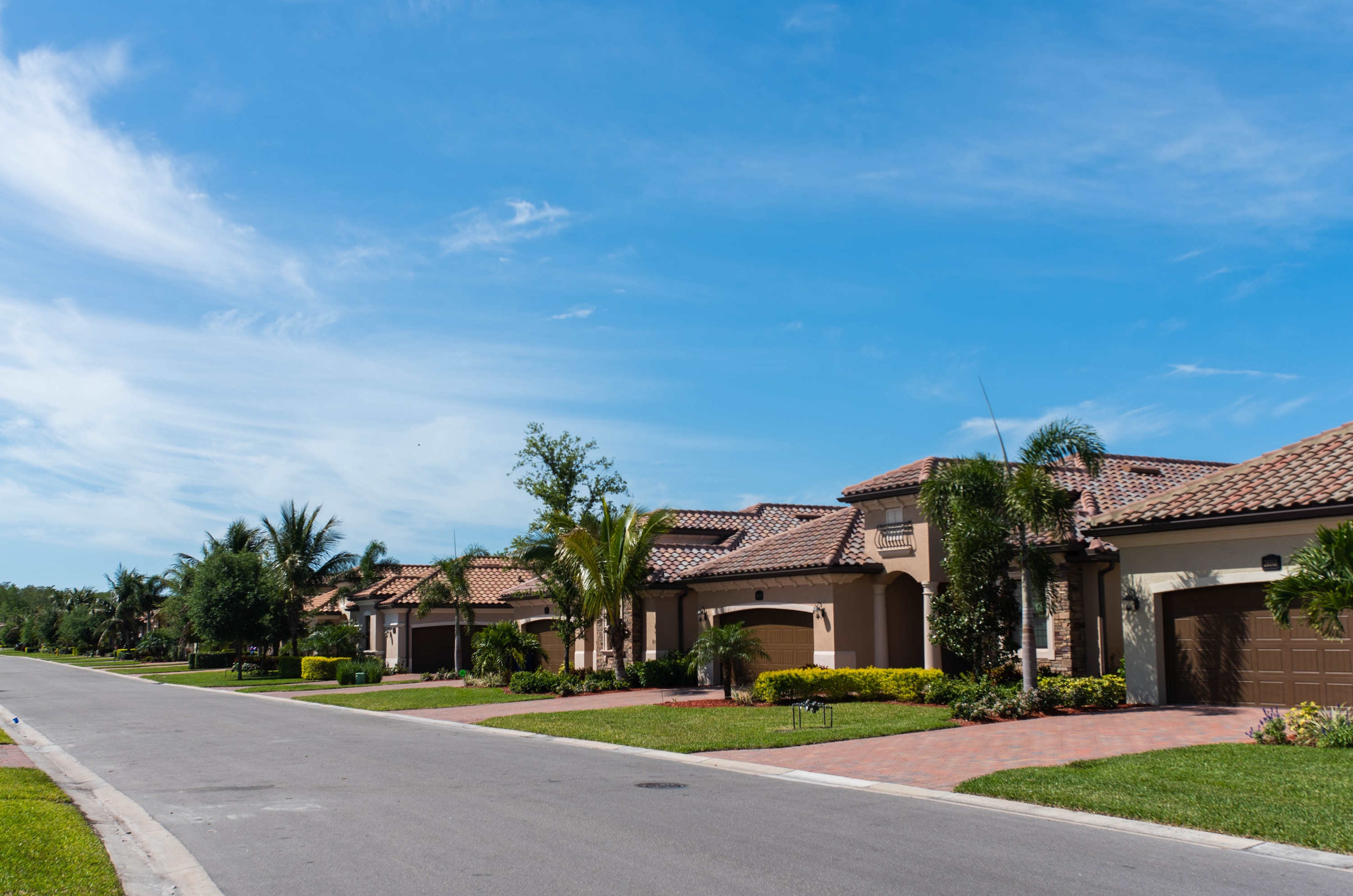 master planned community