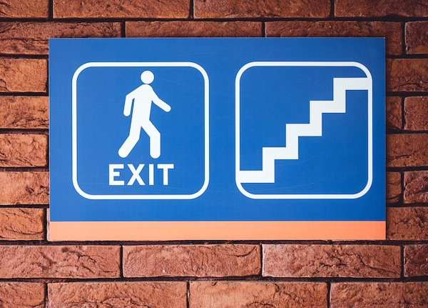 Exit_stair_sign