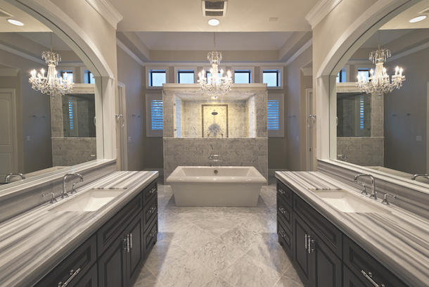 9 New Approaches To Master Bath Design Professional Builder