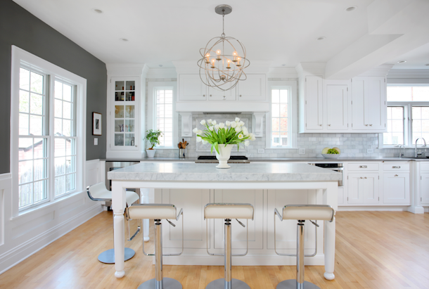Kitchen Design Trends 6 kitchen design trends for 2013 | professional builder