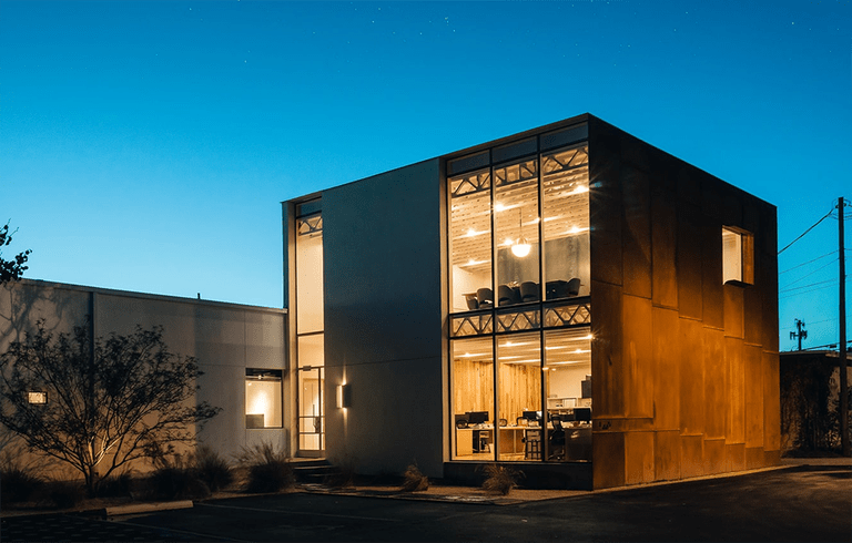 Micharl Hsu Office of Architecture on Life of an Architect Podcast