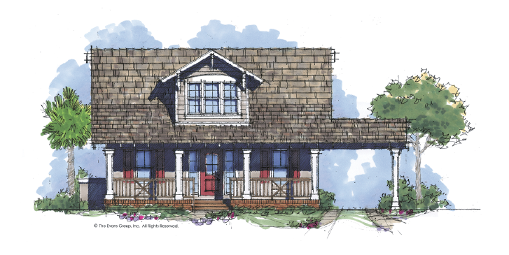 House review-Canton Park-Evans Group-elevation