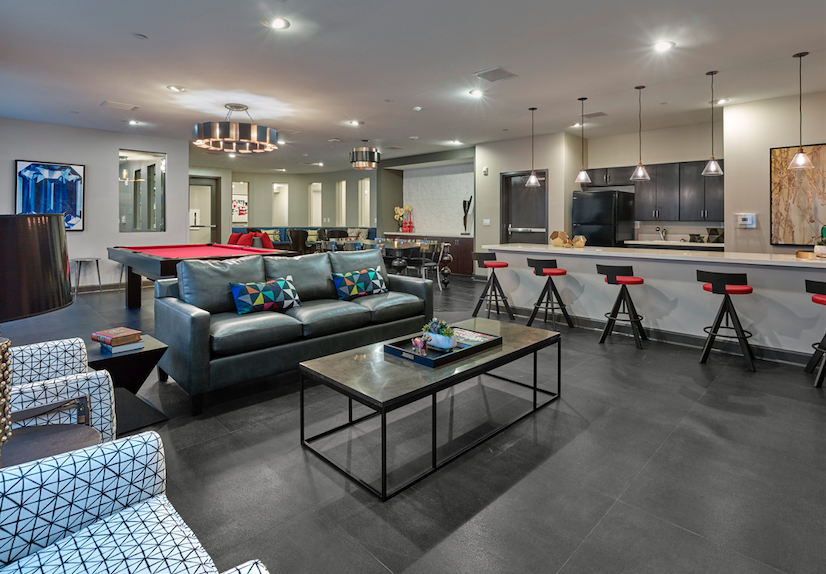 2019 Professional Builder Design Awards Gold Attainability interior