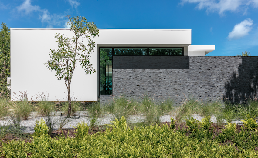 2019 Professional Builder Design Awards Project of the Year Gold modern exterior