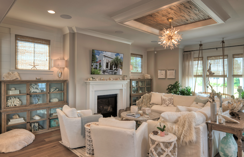 2019 Professional Builder Design Awards Silver single family over 3100 sf interior living area