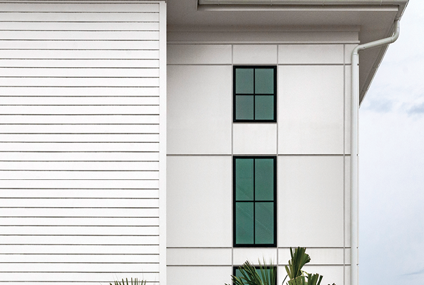 2019 top 100 products-exterior-James Hardie-fiber-cement cladding