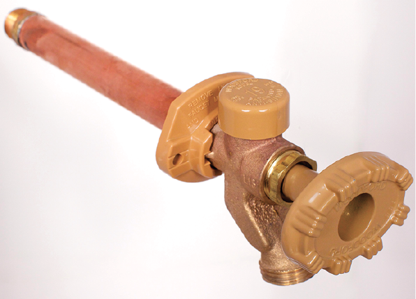 2019 top 100 products-exterior-Woodford Mfg-Frost Free Model 19-spigot