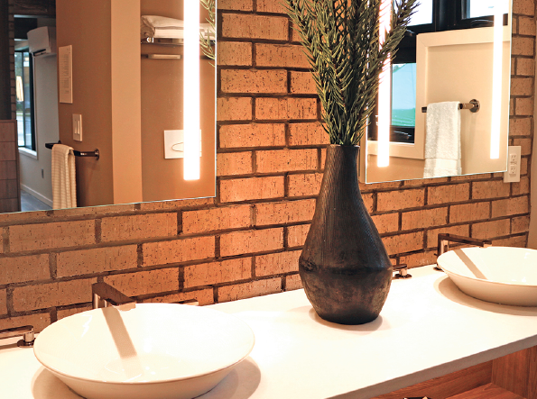 2019 top 100 products-interior-Meridian Brick-Authintic thin brick