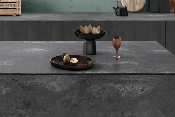 2019 top 100 products-kitchen and bath-Caesarstone-Rugged Con­crete 4033