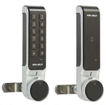 2019 top 100 products-mechanical-Assa Abloy-HES K20 and KP20 cabinet locks