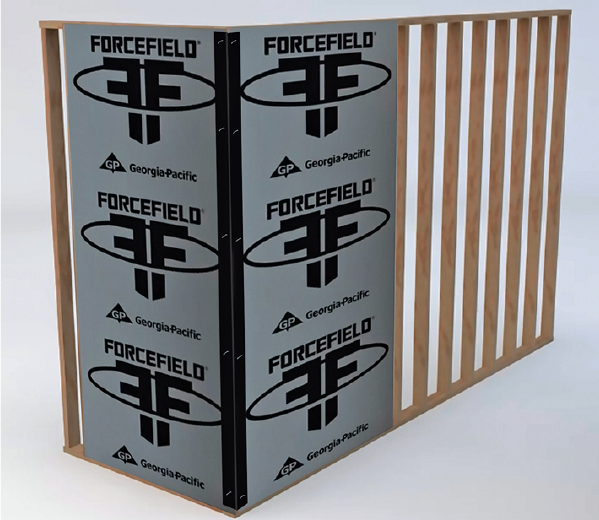2019 top 100 products-structural-Georgia-Pacific-ForceField air and water barrier