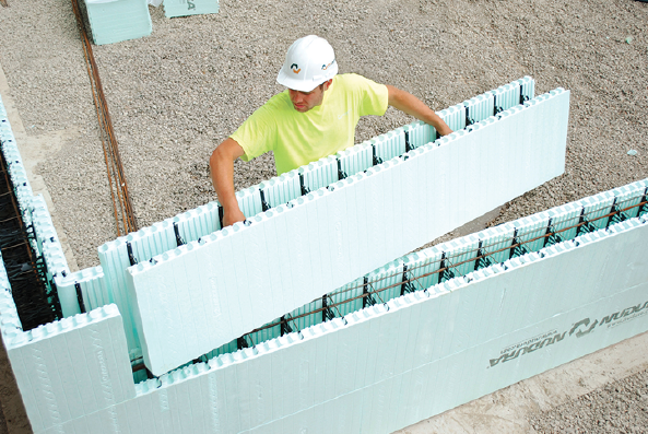 2019 top 100 products-structural-Nudura-ICF series