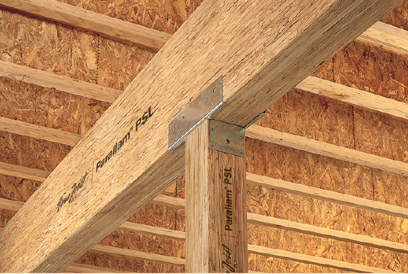 2019 top 100 products-structural-Weyerhaeuser-Parallam PSL beams