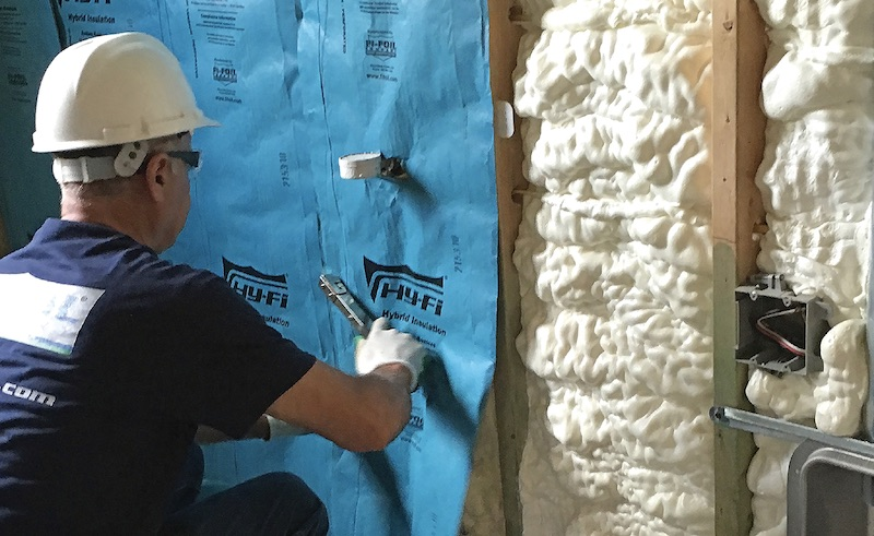 The New American Home 2020 products Fi-Foil HY-Fi insulation system