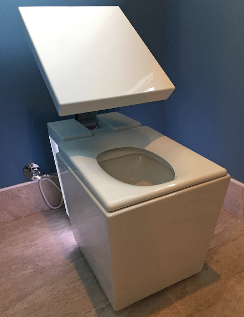 The New American Home 2020 products Kohler Numi toilet