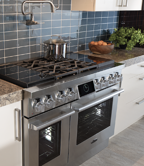 The New American Home 2020 products LG Signature kitchen suite
