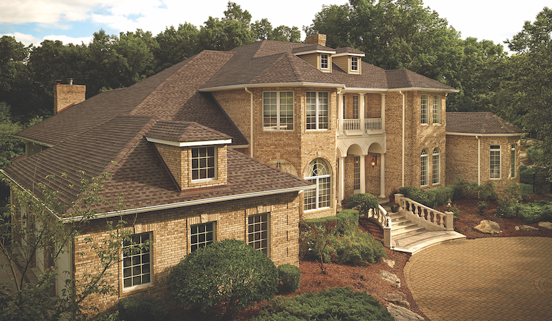 GAF Timberline Ultra HD line of roof shingles