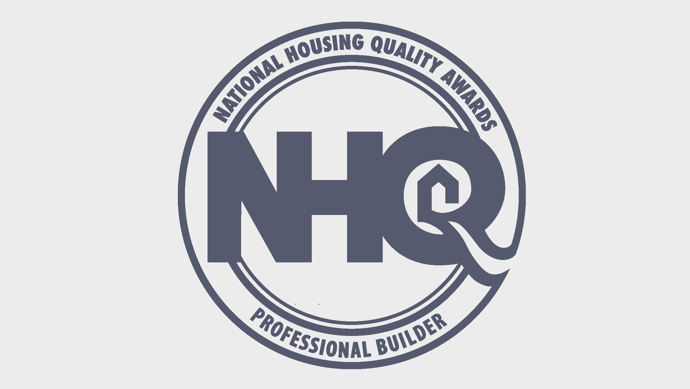 National Housing Quality Awards logo