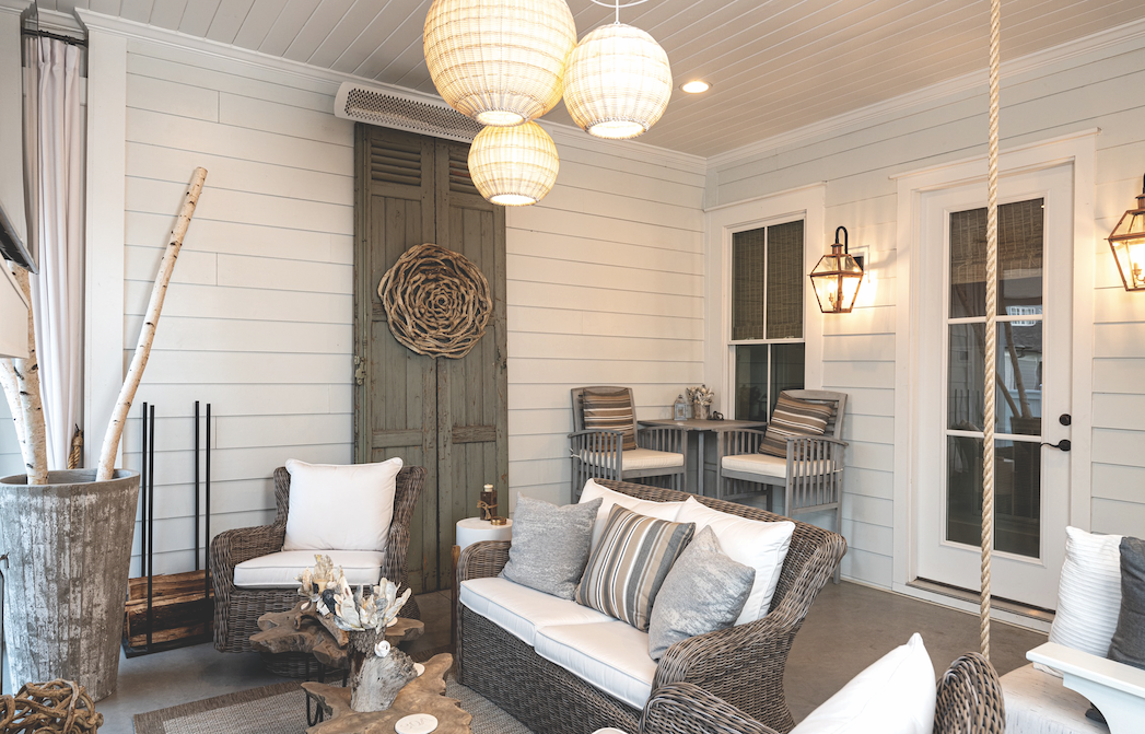 2019 professional builder design awards outdoor living porch