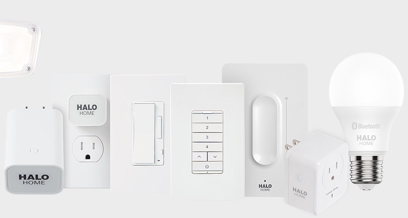 2020 IBS products Halo Home Smart Lighting system