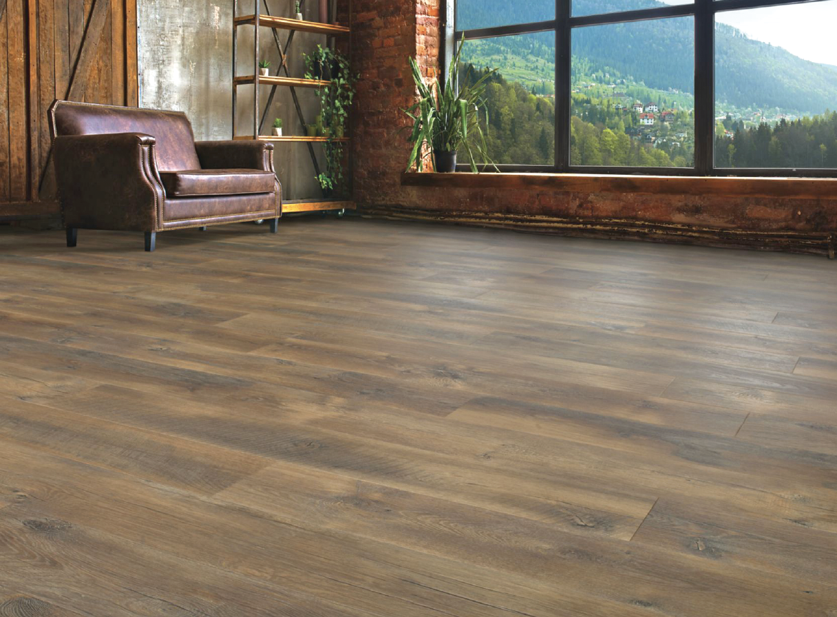IBS products preview Mohawk RevWood Plus laminate flooring