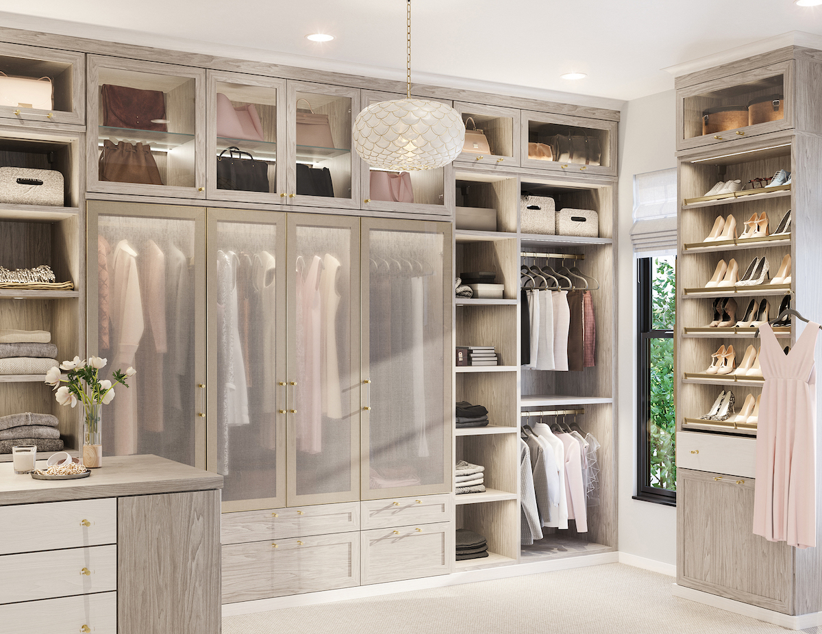 California Closets trade program