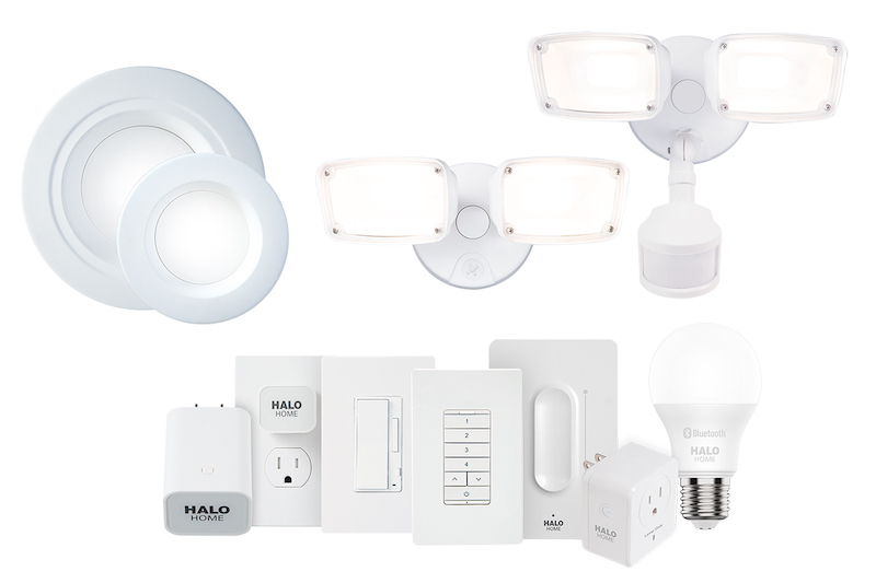 IBS products preview HALO Home Smart Lighting System
