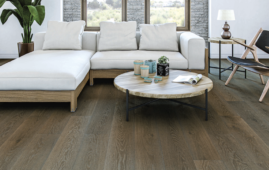 Preserve flooring from Carlisle Wide Plank Floors' Tranquil Collection