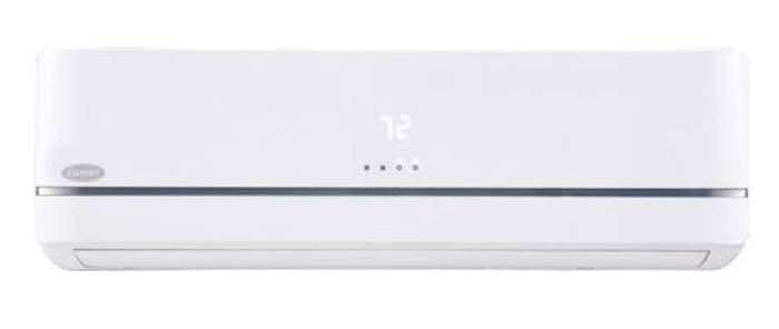 The Carrier Ductless 40MA high wall unit from the Performance Series