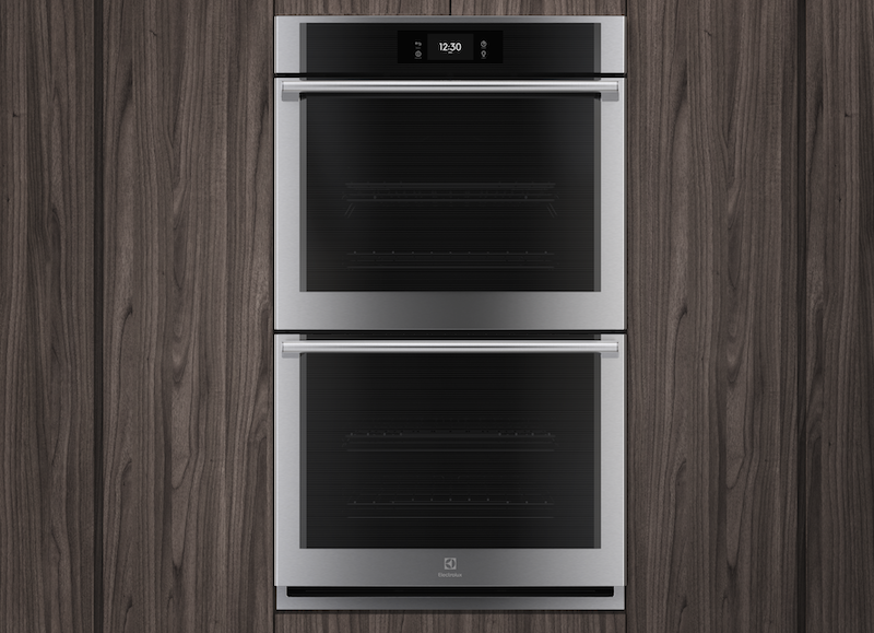 Electrolux sustainable suite wall oven