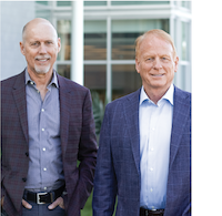 Gregg Nelson and Mike Maples are the co-founders of the Trumark Companies