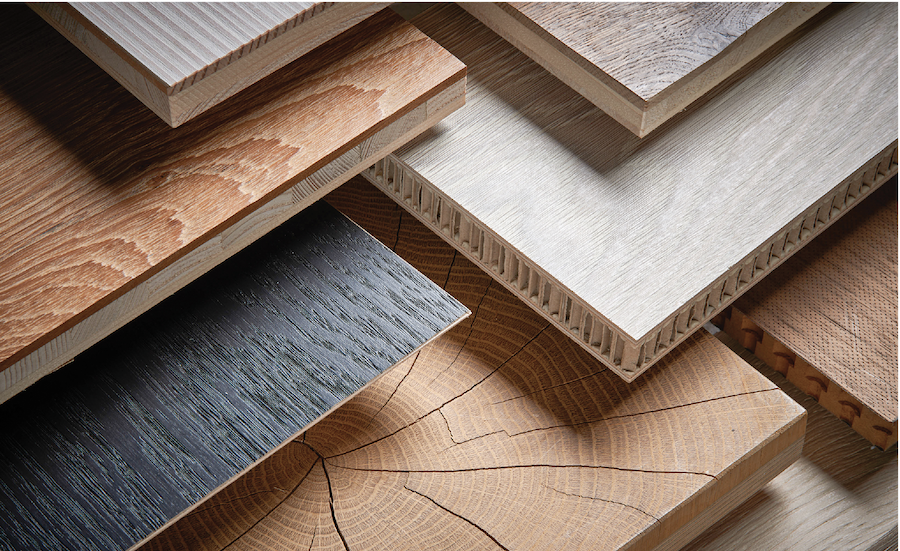 Hudson Company collaborates with Schotten & Hansen on new line of high-end wood flooring
