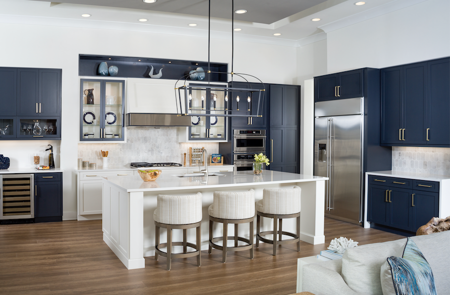 Aurora Award winner: the Mokra Model, kitchen